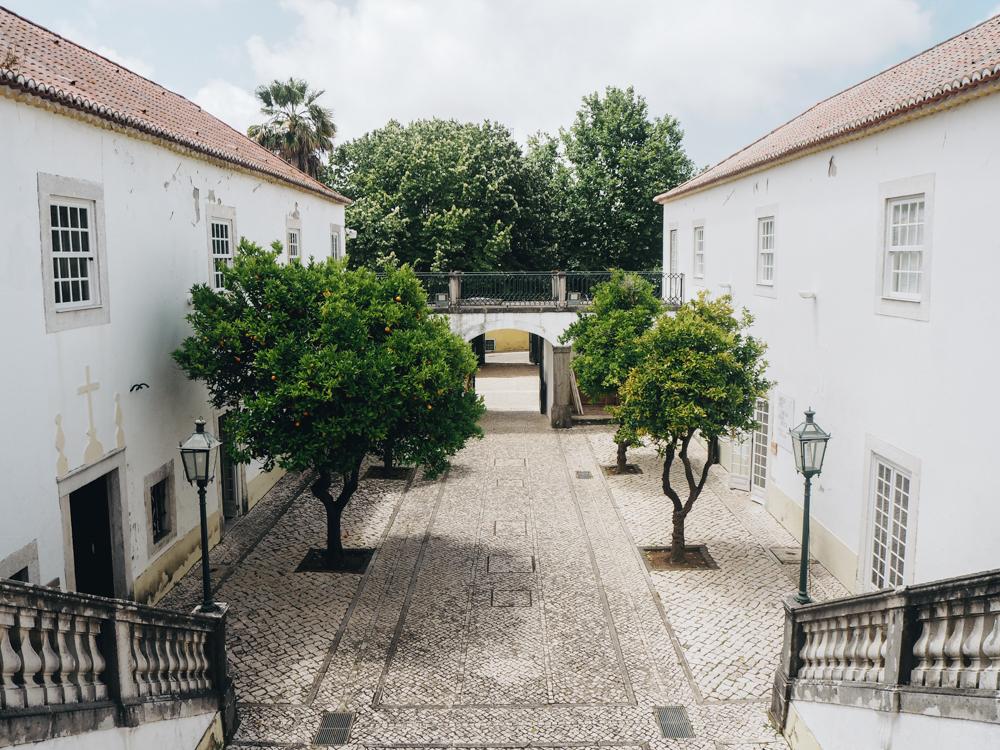 Casa da Cerca, Almada