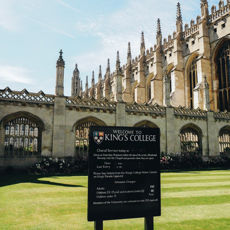 Univerzita v Cambridge