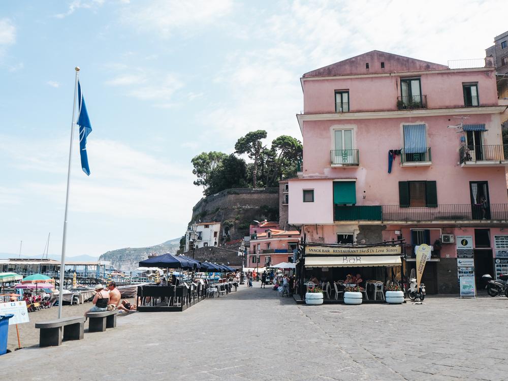 Marina Grande, Sorrento