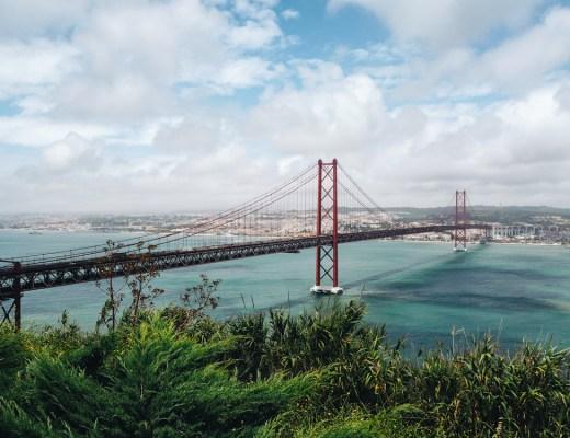 Ponte 25 de Abril, Lisabon