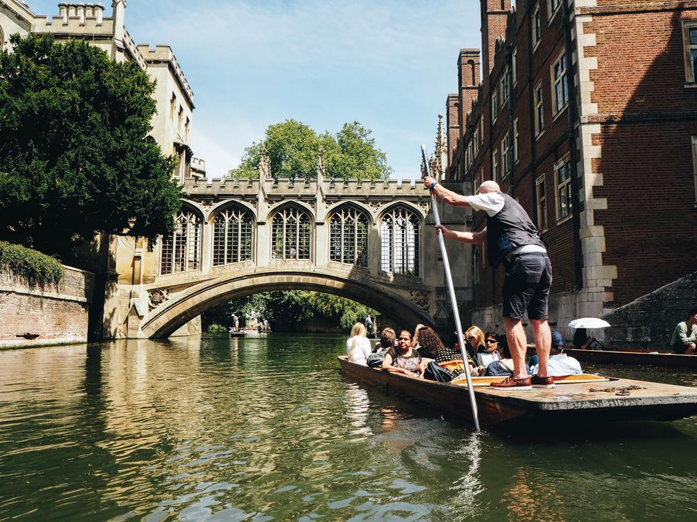Punting v Cambridge