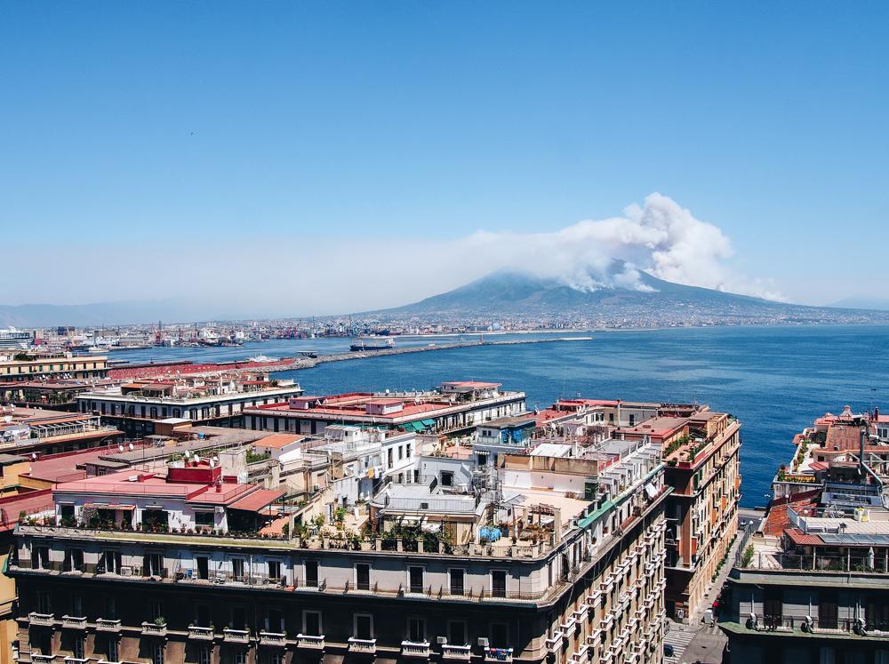 Neapol, Itálie
