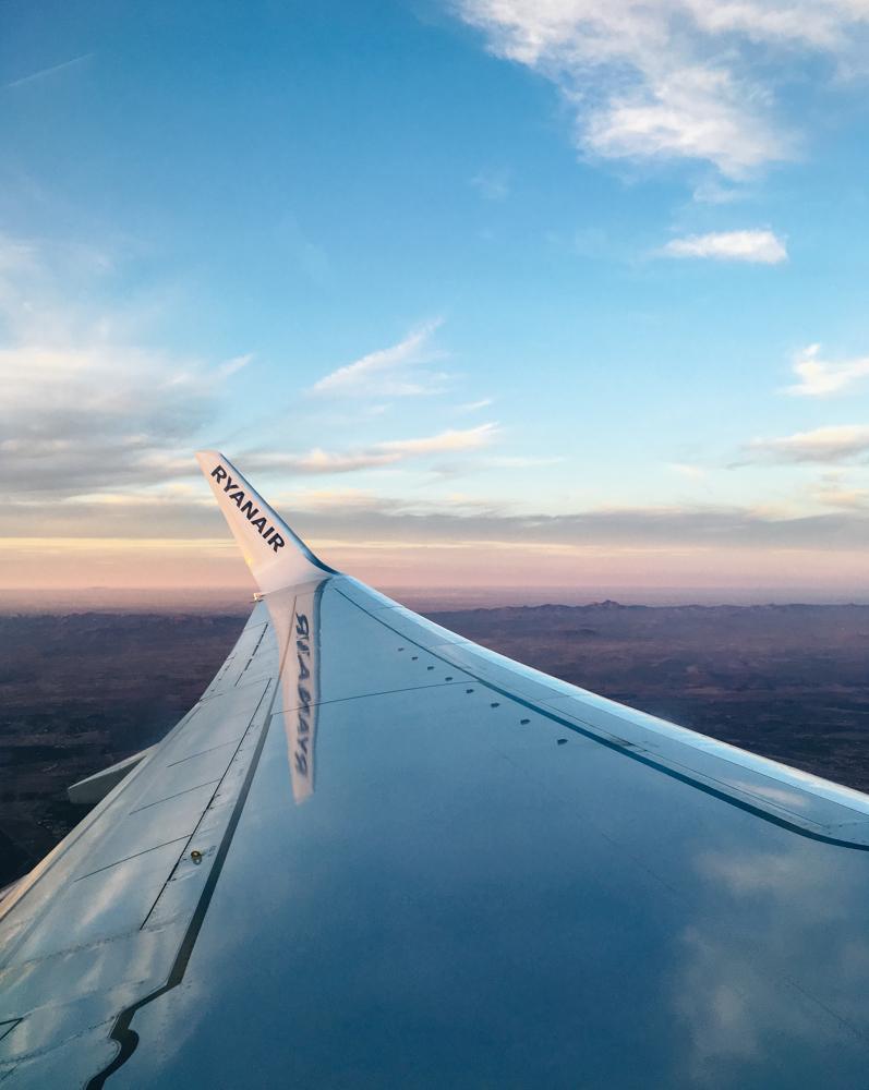 Let z Prahy do Neapole