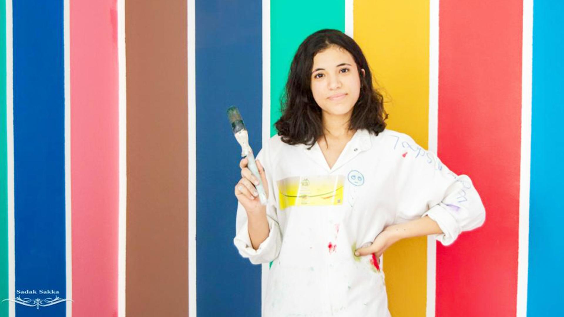 Action de rénovation Ecole El Rawdha (6) - Sabrine Khalifa Mansour