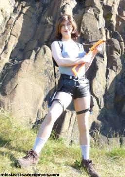 Lara Croft crossbow