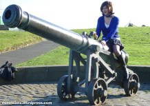 Big damn cannon
