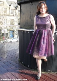 Dress by Psychomoda.