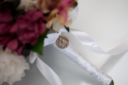 Detalle ramo de flores preservadas Sweet Child