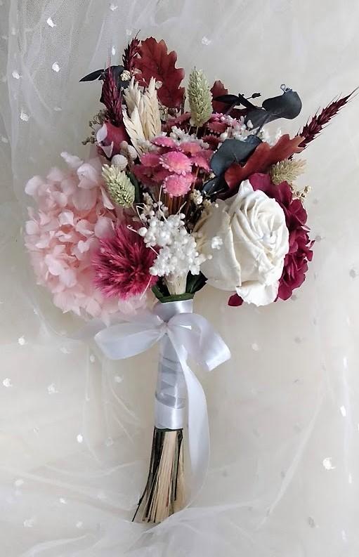 Replica ramo flores preservadas Sweet Child 2