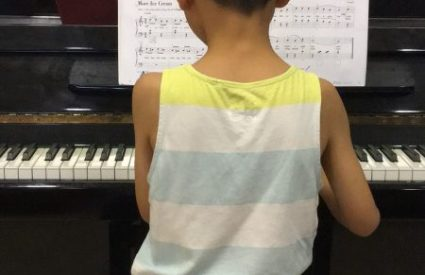 #growinguptoofast: the one about piano lessons