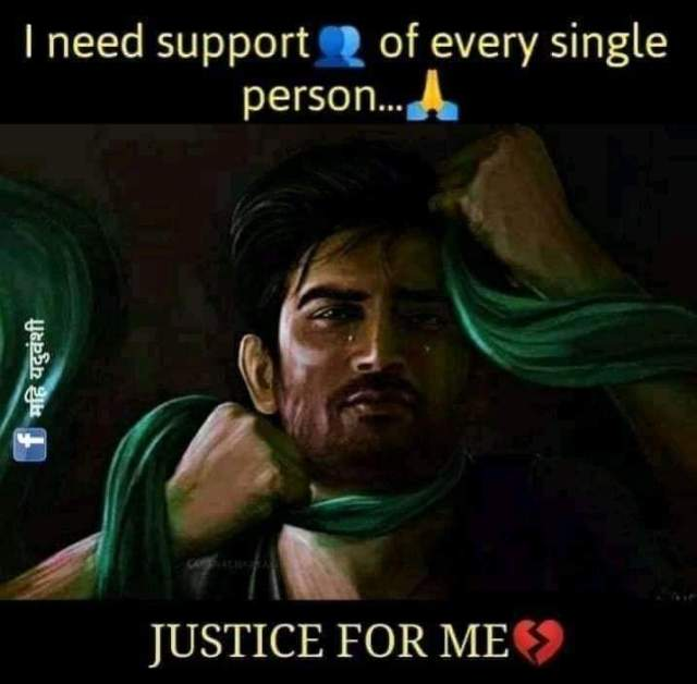 justice for sushant