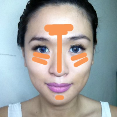 Tutorial: Contouring and Highlighting Face