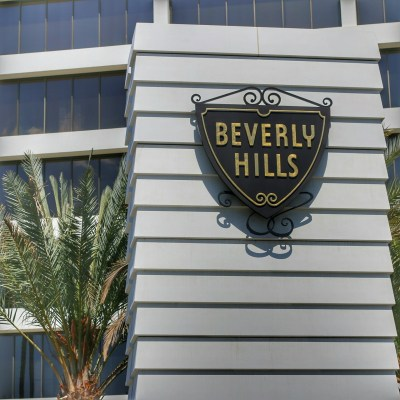 A DAY AT THE BEVERLY HILLS