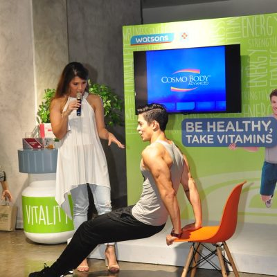 WATSONS #GETACTIVE CAMPAIGN SHOWS IT CAN BE EASY TO STAY HEALTHY