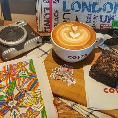 COSTA COFFEE'S FLAGSHIP STORE IS NOW OPEN AT ROBINSONS GALLERIA