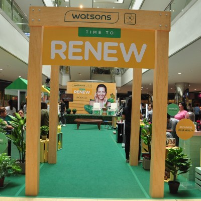 WATSONS: RESTORE YOUR BEAUTY, RECHARGE YOUR HEALTH