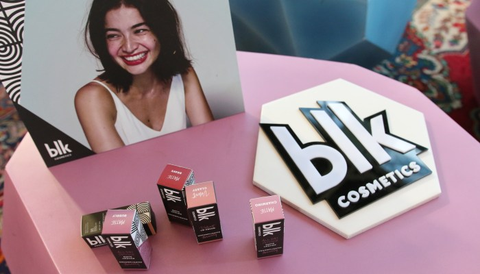 BLK COSMETICS: ANNE CURTIS LAUNCHES OWN MAKEUP LINE
