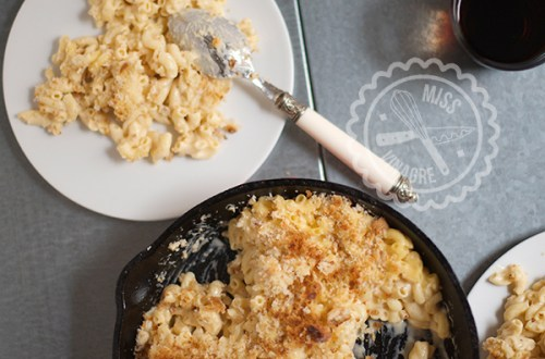 Mac & Cheese by Miss Vinagre
