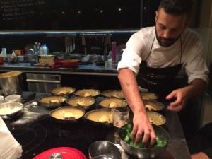 Curso Le Creuset con Gonzalo d'Ambrosio en Kitchenclub