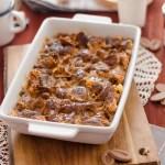 Pudding de croissants y chai