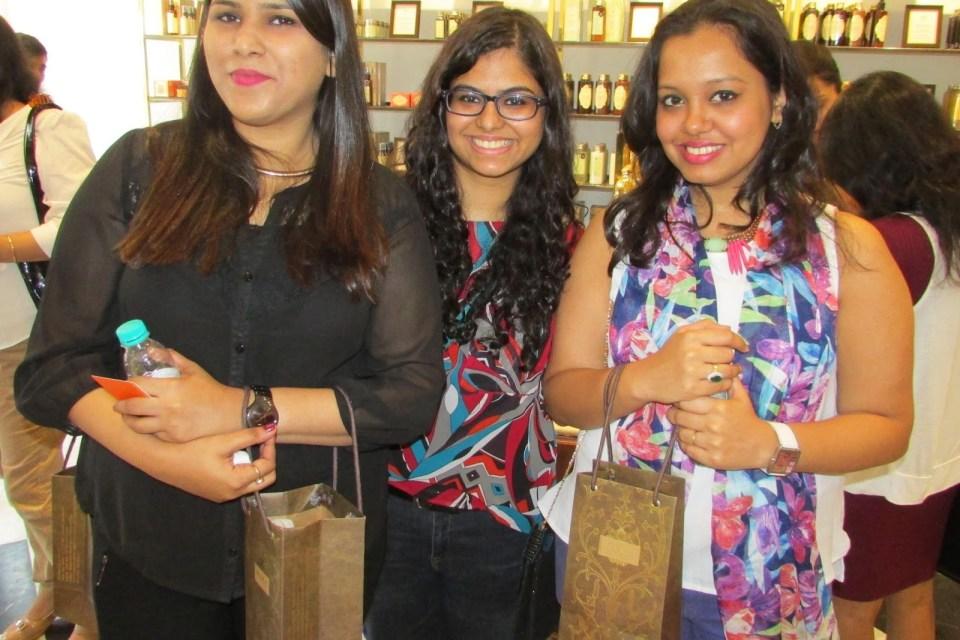 Kama Ayurveda Store Launch, Juhu, Santacruz West Mumbai.