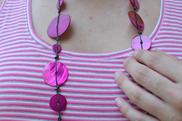 T-Shirt Kleid Maja Schnittdesign_Detail
