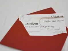 Shiatsu-Esther-Gutschein