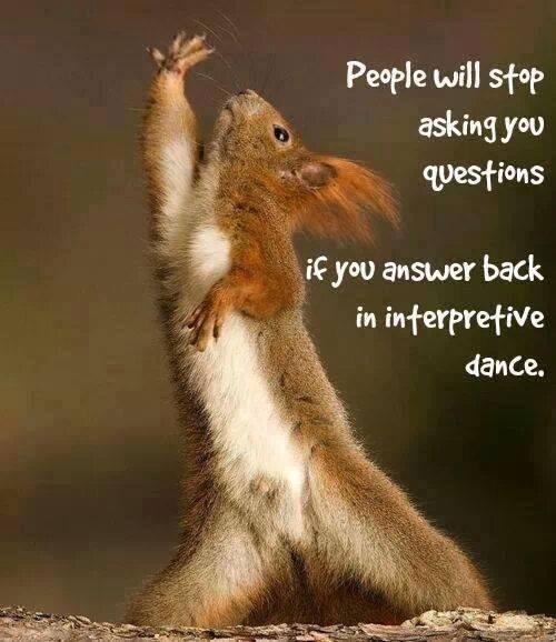 interpretive dance | Missy Barrett's Adventures