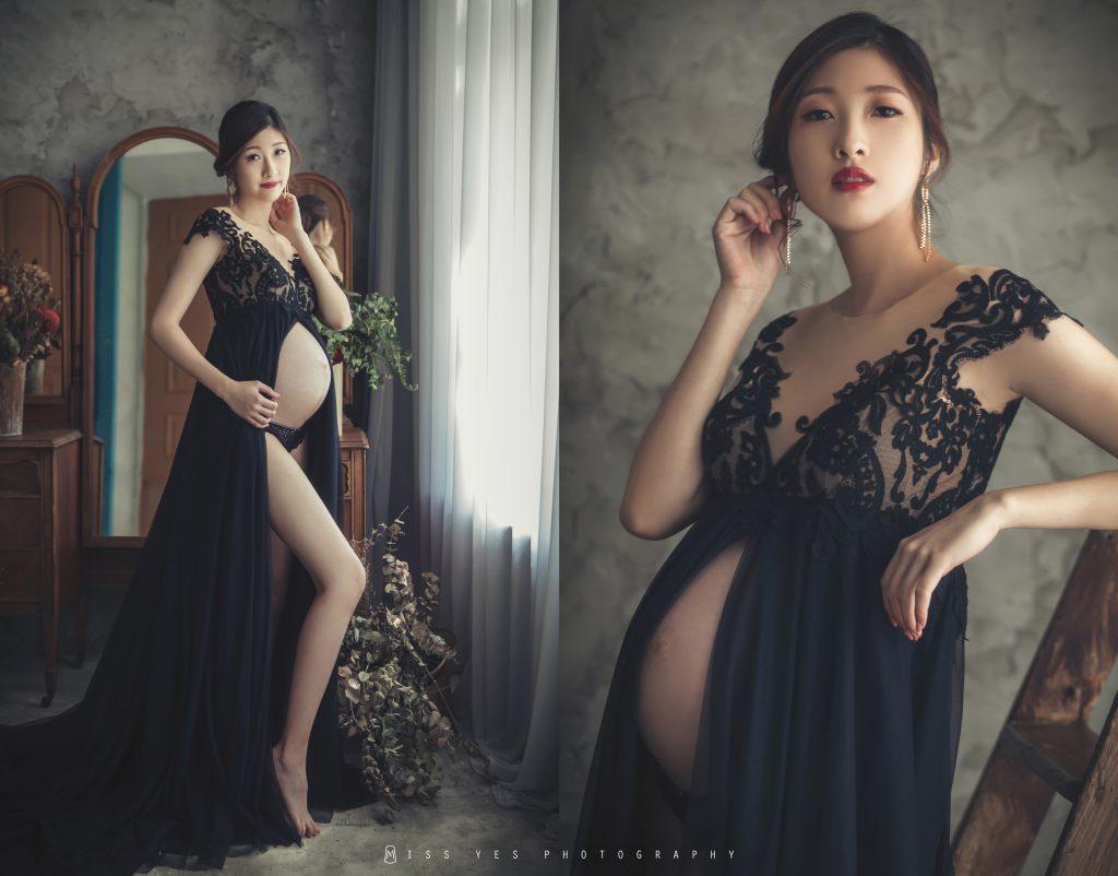 孕婦寫真,女攝影師,孕婦禮服,推薦,台北