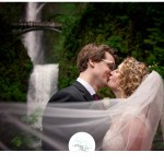 Multnomah Falls Wedding | Katie and Christian