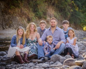 Family Portrait Photographer in Vancouver, WA