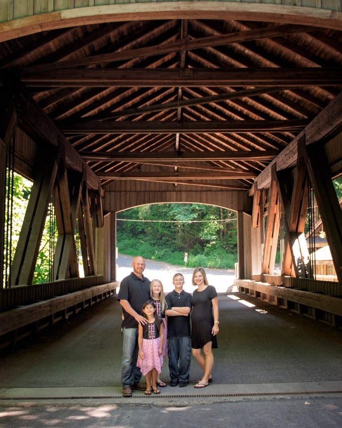Grist mill family portraits