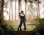 Hoyt Arboreteum Engagement | Amanda and Jamison
