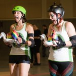 Bridgetown Brawlers and Storm City Rollers Double Header
