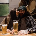A Brewery Engagement with Dani and Travis