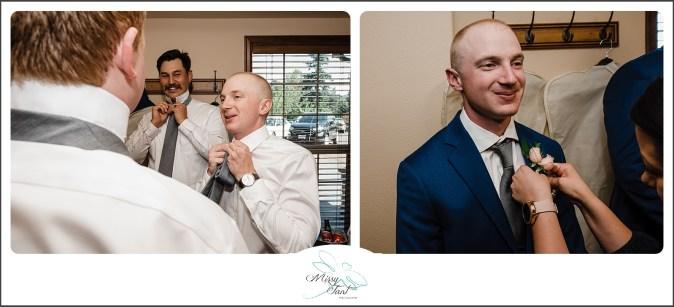 The Aerie at Eagle Landing Wedding in Portland Oregon
