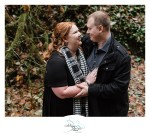 Katrina and Lennon's Engagement Session in Forest Park.