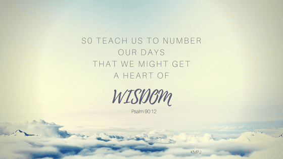 Cultivating a Heart of Wisdom
