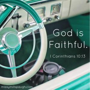 I Corinthians 1013
