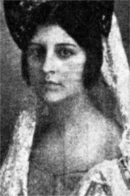 1930 ELENA PLA (MISS ESPAÑA)