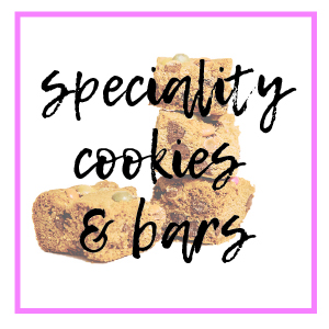 speciality handmade cookies perth
