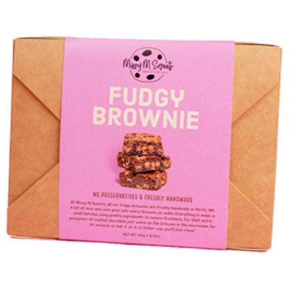 CHOCOLATE BROWNIE GIFT BOX