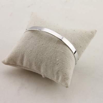 Bracelet Rigide Josephine en Argent 925 /1000