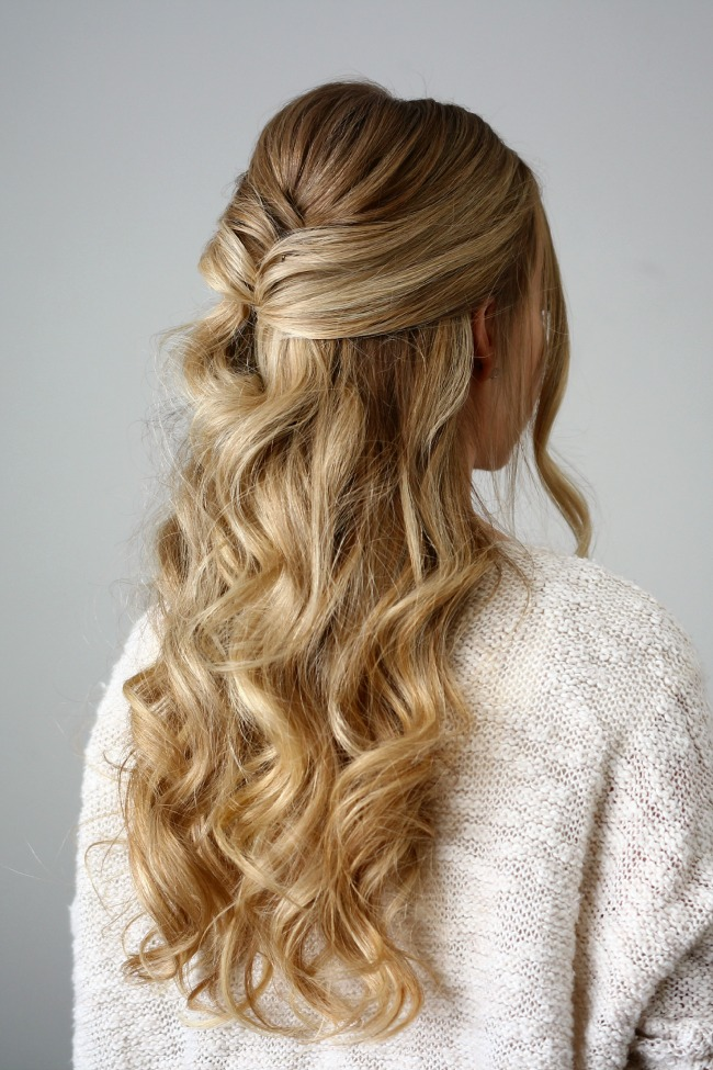 3 Holiday Hairstyles MISSY SUE