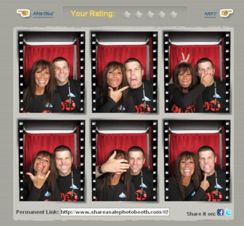 ShareASale Photo Booth Pictures