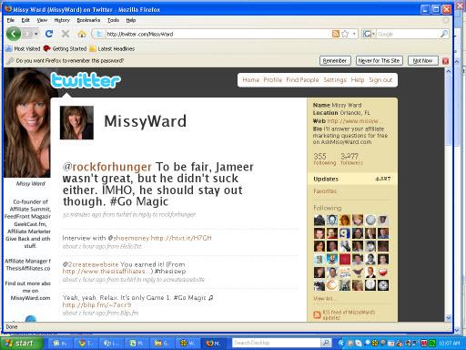 Twitter.com/MissyWard