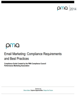 New Email Marketing Compliance and Best Practices White Paper