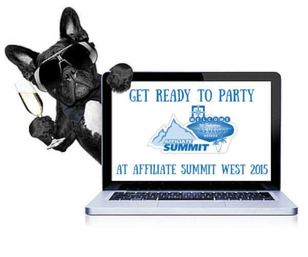 Get Ready to Party at Affiliate Summit West 2015 #ASW15