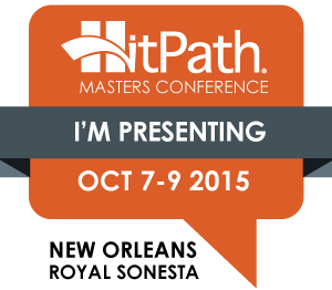HitPath Masters Conference - October 7-9 - New Orleands - Royal Sonesta
