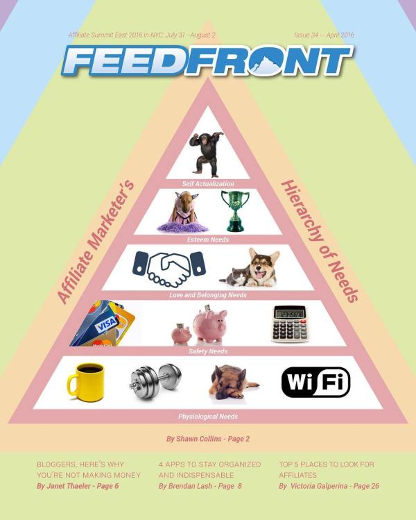 FeedFront Issue #34